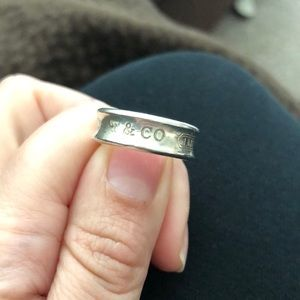 Tiffany and co ring